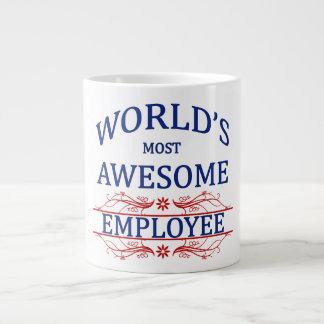 World's Most Awesome Employee Jumbo Mug