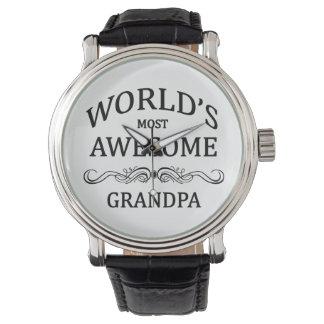 World's Most Awesome Grandpa Watch