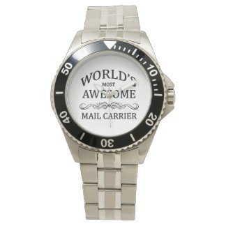 World's Most Awesome Mail Carrier Watch