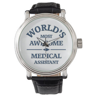 World's most awesome medical assistant wrist watches