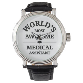 World's most awesome medical assistant wristwatch