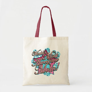 World's Most Awesome Mom! Budget Tote Bag