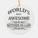 World's Most Awesome Mother-in-Law