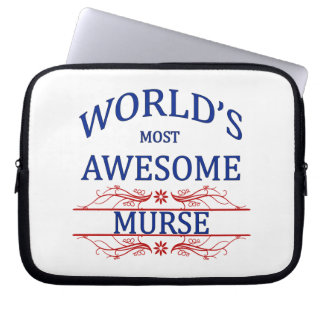 World's Most Awesome Murse Laptop Sleeve