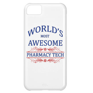 World's Most Awesome Pharmacy Tech iPhone 5C Case