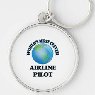 World's Most Clever Airline Pilot Key Chains