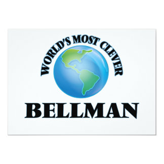 World's Most Clever Bellman Cards