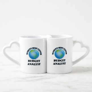 World's Most Clever Budget Analyst Couples Mug
