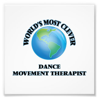 World's Most Clever Dance Movement Therapist Photo