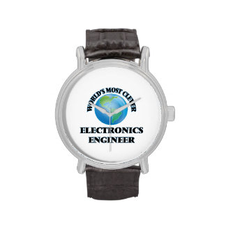 World's Most Clever Electronics Engineer Wrist Watch