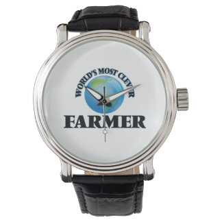World's Most Clever Farmer Wristwatches