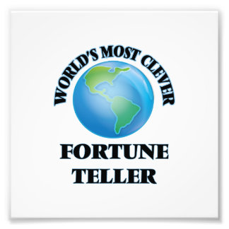 World's Most Clever Fortune Teller Photo Art
