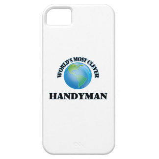 World's Most Clever Handyman iPhone 5 Cover