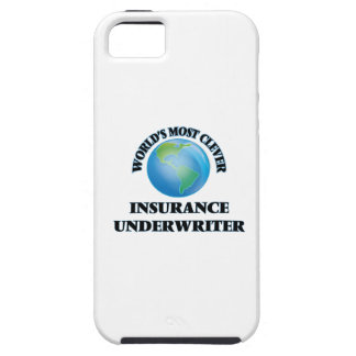 World's Most Clever Insurance Underwriter iPhone 5 Case