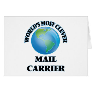 World's Most Clever Mail Carrier Cards