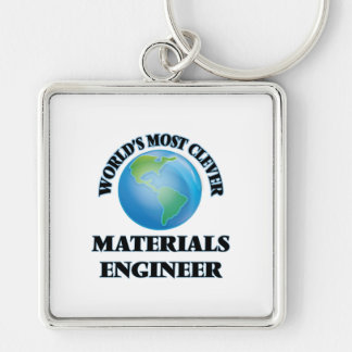 World's Most Clever Materials Engineer Key Chains