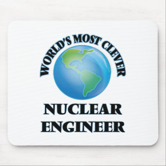 World's Most Clever Nuclear Engineer Mousepads
