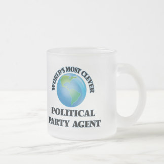 World's Most Clever Political Party Agent Mug