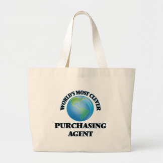 World's Most Clever Purchasing Agent Tote Bag