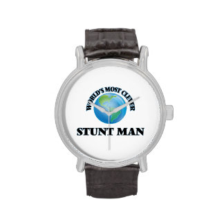World's Most Clever Stunt Man Watch