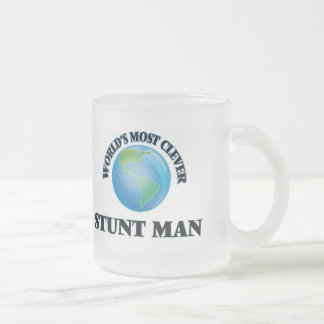World's Most Clever Stunt Man Mugs
