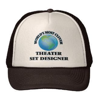 World's Most Clever Theater Set Designer Trucker Hat