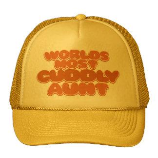 Worlds most cuddly AUNT Cap