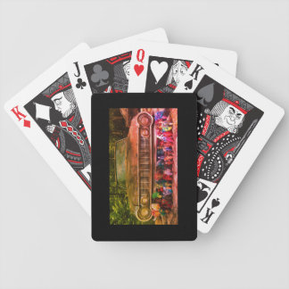 World's Most Haunted Car - The Goldeneagle - 1964 Bicycle Playing Cards