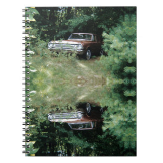 World's Most Haunted Car - The Goldeneagle - 1964 Notebook