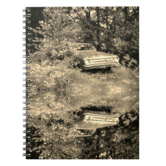 World's Most Haunted Car - The Goldeneagle - 1964 Notebooks