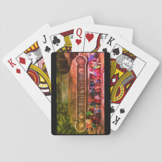 World's Most Haunted Car - The Goldeneagle - 1964 Poker Deck