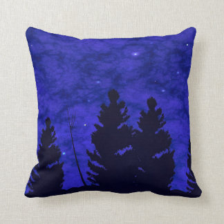 Worlds Much Like Ours Cushion