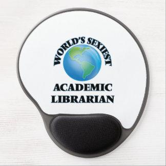 World's Sexiest Academic Librarian Gel Mousepads