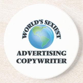 World's Sexiest Advertising Copywriter Coaster