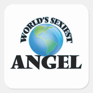World's Sexiest Angel Stickers