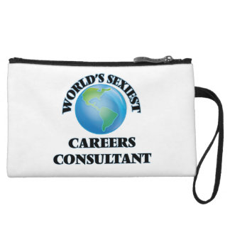 World's Sexiest Careers Consultant Wristlet Clutches