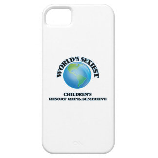 World's Sexiest Children's Resort Representative iPhone 5 Cover