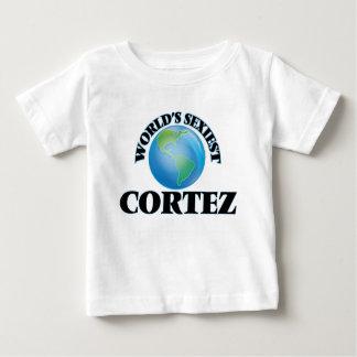World's Sexiest Cortez Tee Shirt