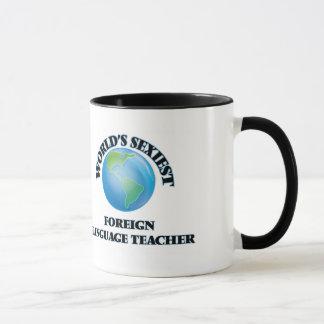 World's Sexiest Foreign Language Teacher Mug