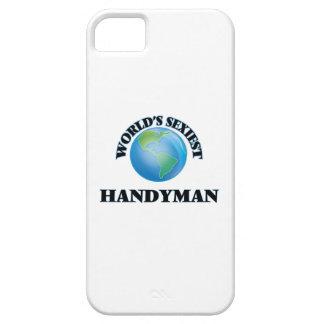 World's Sexiest Handyman iPhone 5 Cases