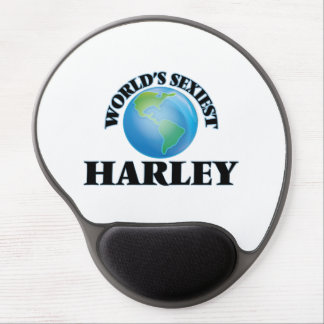World's Sexiest Harley Gel Mouse Pads