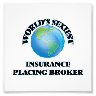 World's Sexiest Insurance Placing Broker Art Photo