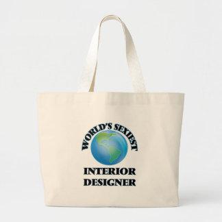 World's Sexiest Interior Designer Canvas Bags