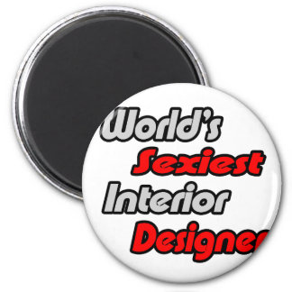 World's Sexiest Interior Designer Magnet