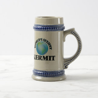 World's Sexiest Kermit Coffee Mugs
