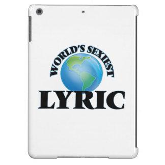 World's Sexiest Lyric Cover For iPad Air
