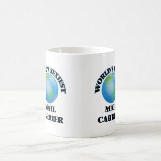 World's Sexiest Mail Carrier Coffee Mug