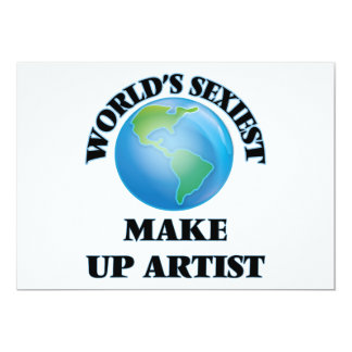World's Sexiest Make Up Artist Announcements