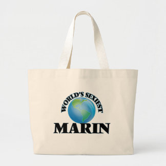 World's Sexiest Marin Canvas Bags
