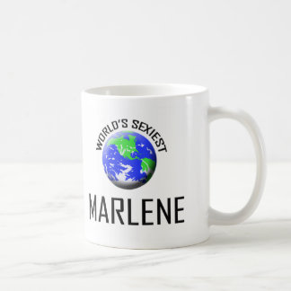 World's Sexiest Marlene Coffee Mug
